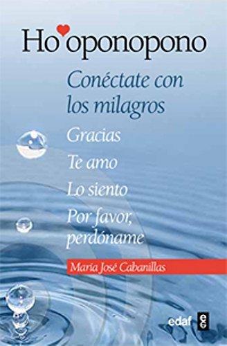Ho'oponopono (Spanish Edition) by Maria Jose Cabanillas (2012-06-11)