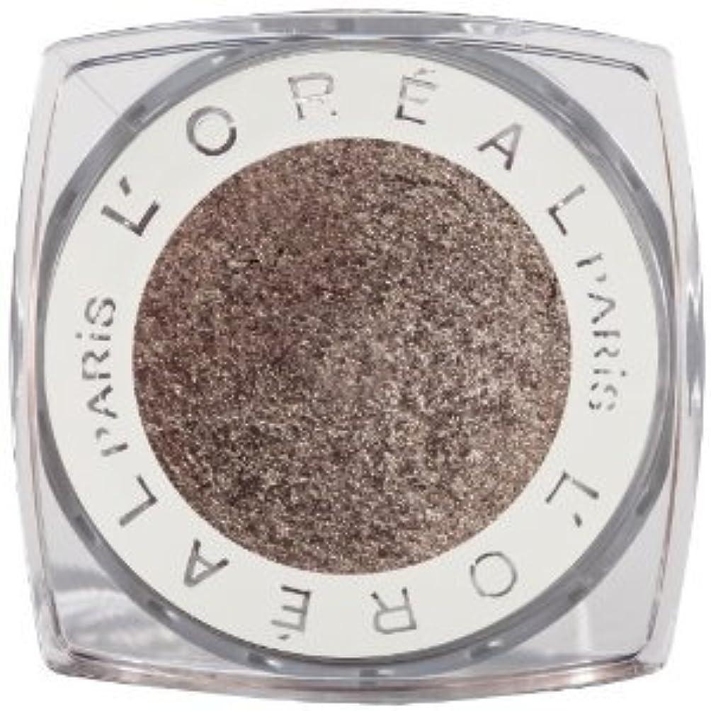 ベース滴下テンポL'Oreal Infallible Eye Shadow Bronzed Taupe (Pack of 2) (並行輸入品)