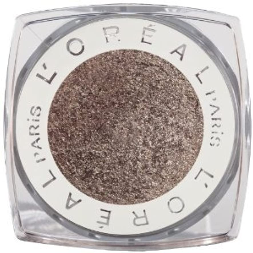 最後の傑作ペネロペL'Oreal Infallible Eye Shadow Bronzed Taupe (Pack of 2) (並行輸入品)