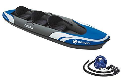 Sevylor Hudson kayak gonflable haut de gamme pas cher