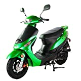 TAO SMART DEALSNOW Brings Brand New 50cc Gas Fully Automatic Street Legal Scooter TaoTao ATM50-A1 with MATCHING TRUNK -...
