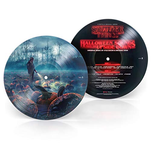 Stranger Things: Halloween Sounds from the... [Vinyl LP]