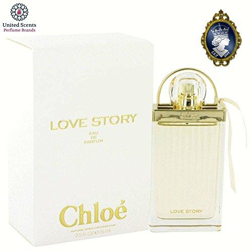 Chloe Love Story 75ml/2.5oz Eau De Parfum Spray EDP Perfume Fragrance for Women