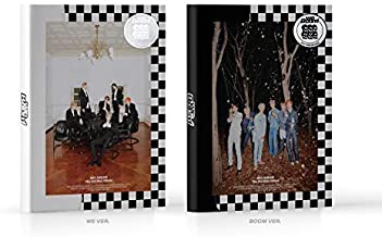 K-POP NCT Dream - WE Boom, Random version Incl. CD, Booklet, PhotoCard, BoomCard, CircleCard, Folded Poster, Extra Photocards Set