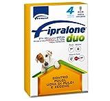 formevet Fipralone Duo per Cani di Piccola Taglia da 2 a 10 kg fipronil,piriproxifene