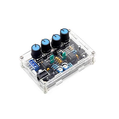 wonderday ICL8038 - Generador de señal multifunción, Baja frecuencia, función de Alta precisión, generador de señal