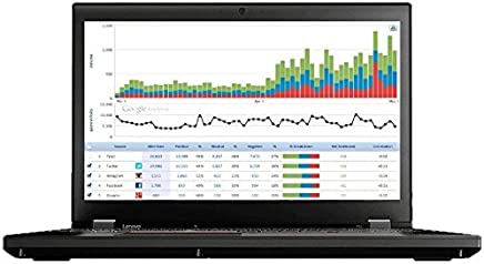 Lenovo ThinkPad P51 Mobile Workstation Laptop - Windows 10 Pro - Intel Xeon E3-1535M