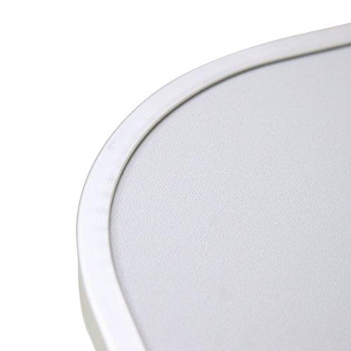 Campingtisch Klapptisch Falttisch Gartentisch höhenverstellbar 100 x 67cm MDF-Platte
