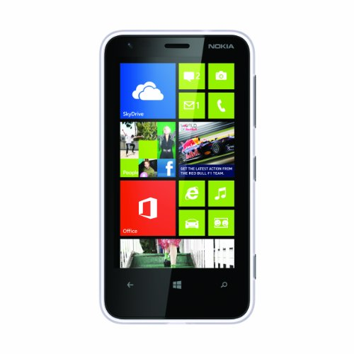 Nokia Lumia 620 - Teléfono móvil libre [Importado del Reino Unido]