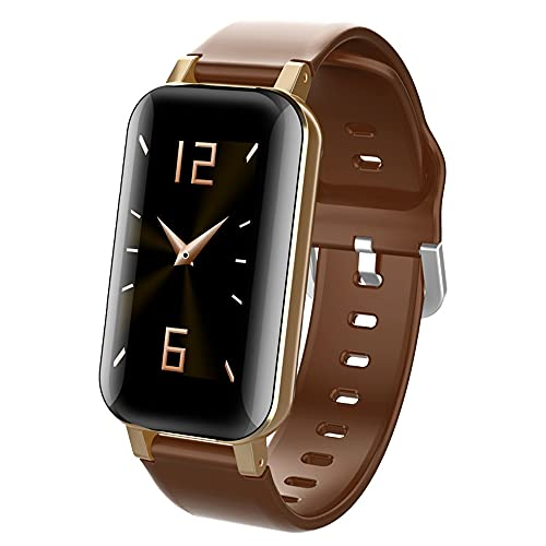 DALADA Reloj inteligente 2 en 1 con auriculares...