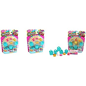 Shopkins, Season 3, 5-Pack (Characters May Va | Shopkin.Toys - Image 1