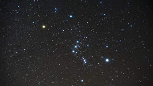 WOZUIBAN Puzzle 1000 Teile Puzzel Für Erwachsene DIY Sternenhimmel Orion Sternbild Sterne Galaxie Moderne Wandschmuck Kunst Zu Hause Festival Geschenk Jungen Mädchen Schuljahreszeit Geschenke