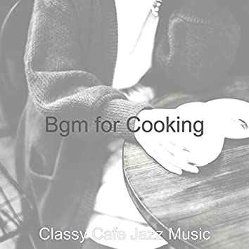 Bgm for Cooking