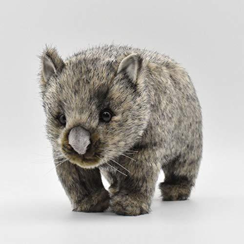 Hansa – Plüschtier Wombat 16 cm H/26 cm L