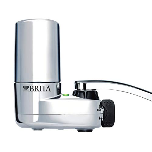 Brita Tap Water Filter System, Water Faucet Filtration System...