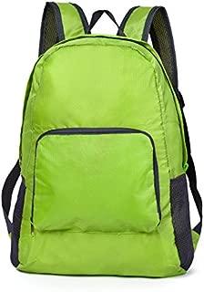 New folding backpack Korean version folding double shoulder bag student schoolbag outdoor climbing bag waterproof travel backpack