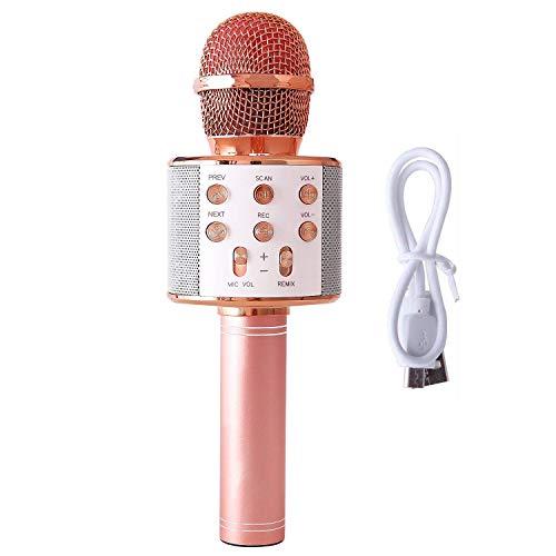FOONEE Microphone /à condensateur Omnidirectional Portable Mic Microphone /à Prise Compact pour Smartphone PC Pr/évisions//Pr/ésentations//Skype pour Bureau//Home Office