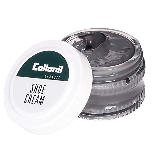 Collonil Shoe Cream 72120001229_Gris Moyen - Betún Unisex, Color Gris, Talla Taille Unique