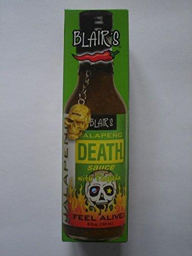 Blair's Jalapeno Death Sauce