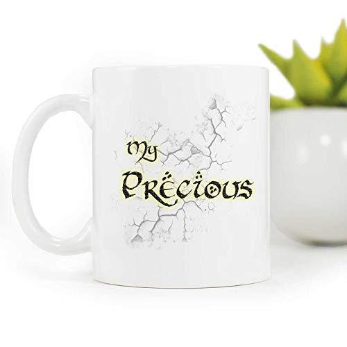 Funny Coffee Mug,Geekery Mug,My Precious,Hobbit Mug,Lord of The Rings,Coffee Mug,Coffee Cup