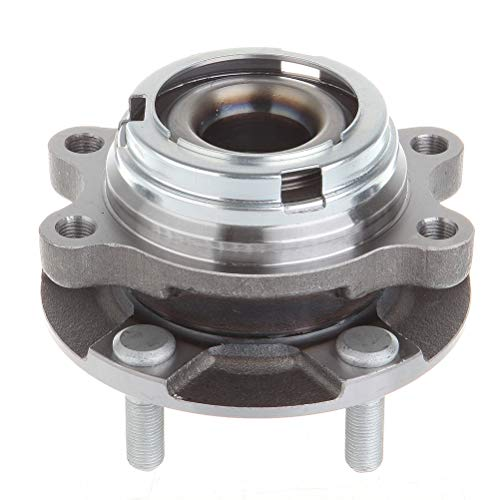 TUPARTS 513294 Wheel Bearing and Hubs Front Compatible with Nissan Altima 2007-2013 W/O ABS Sensor