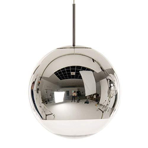 Globus Spiegelfläche Deckenbeleuchtung druch Deckenleuchte Messer 15,7 Zoll