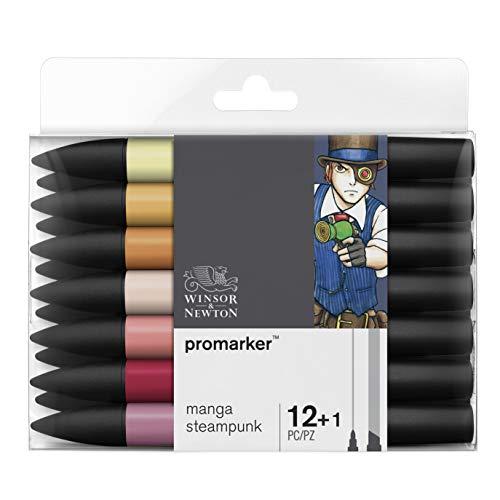 Winsor & Newton ProMarker Pennarelli, Multicolore, taglia unica