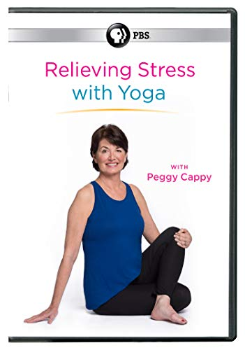 Relieving Stress with Yoga with Peggy Cappy DVD