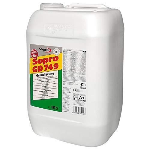 Sopro Grundierung GD 749 10kg Kanister