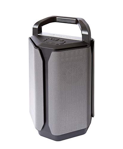 Soundcast VG7 - Altavoz de Exterior portátil Resistente a la Intemperie (con subwoofer de 7