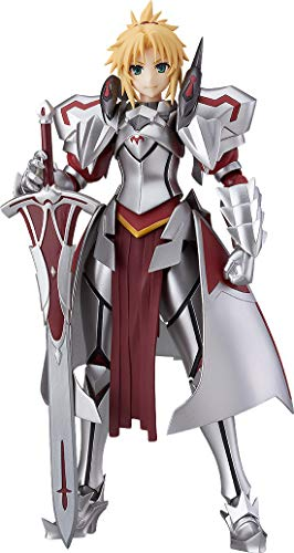 Max Factory Fate/Apocrypha: Saber of Red Figma Action Figure (Fate Undiscovered Realms Best Weapons)