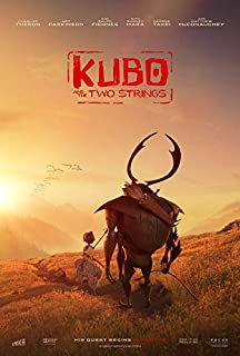 TianSW Kubo and The Two Strings (14inch x 21inch/35cm x 52cm) Waterproof Poster No Fading