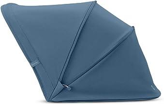 Quinny Hubb Sonnenverdeck für den Quinny Hubb Mono Kinderwagensitz oder Quinny Hubb Duo Kinderwagensitz, Blue Coral blau