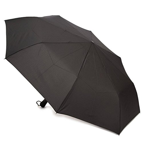 1 Noir Parapluie Compact Fulton Miniflat