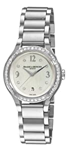Baume & Mercier Women's 8772 Ilea Diamond Swiss Quartz Watch image
