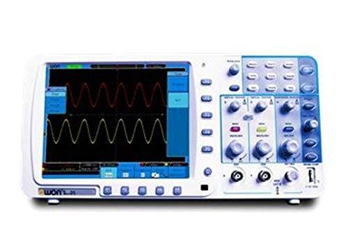 JCMYSH Osciloscopio Digital SDS6062 60MHz 2chs osciloscopio 8