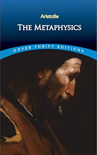 The Metaphysics (Dover Thrift Editions)