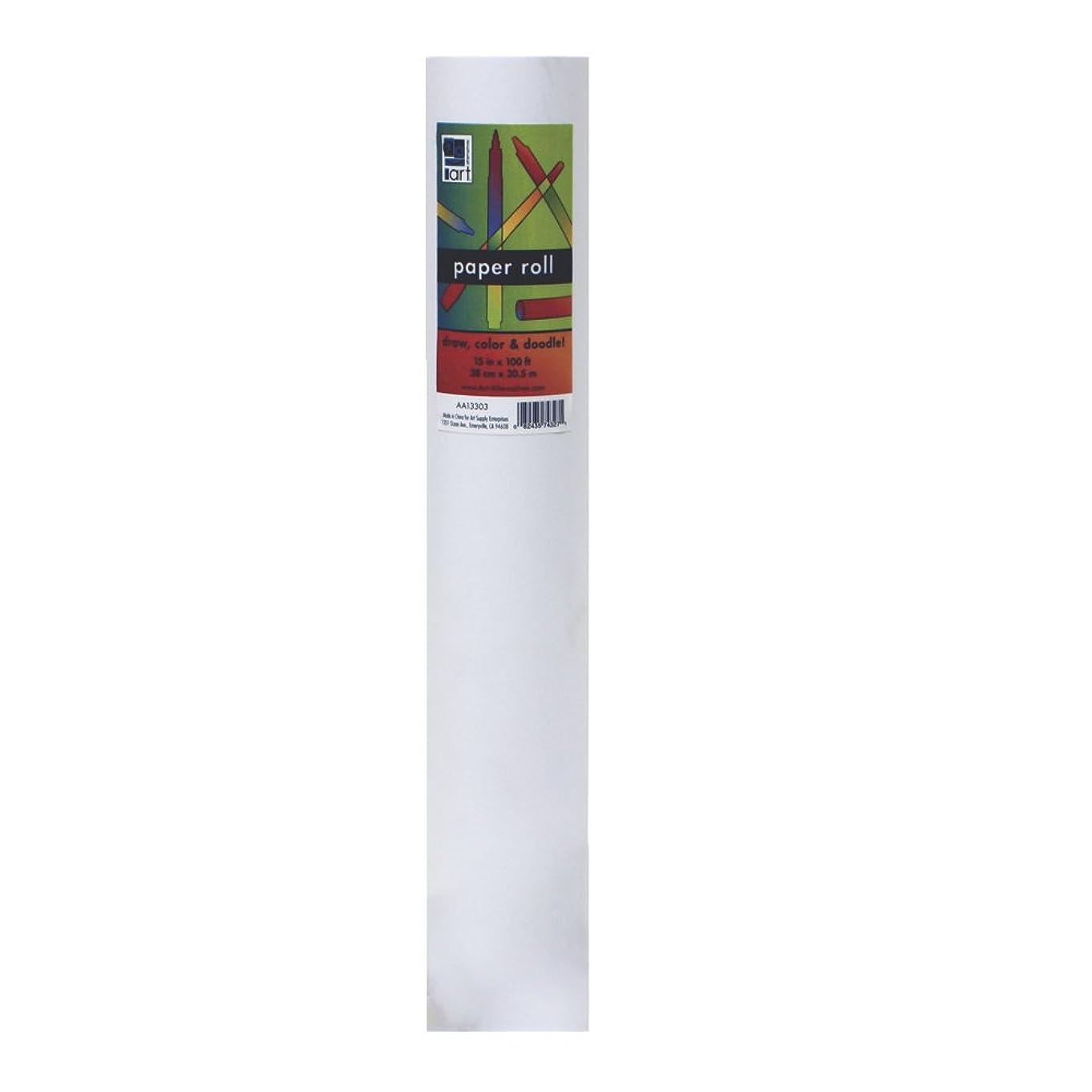 Art Alternatives Childrens Easel Paper Roll 15 Inches X 100 Feet