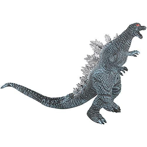 Godzilla 18''X12''X7'' Standing Gojirasaurus Dinosaur Model Action Figures Soft Touch Vinyl Plastic Dino Movie Monster King Toy for Kids Boys