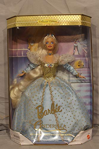 Barbie Collector # 16900 Cinderella