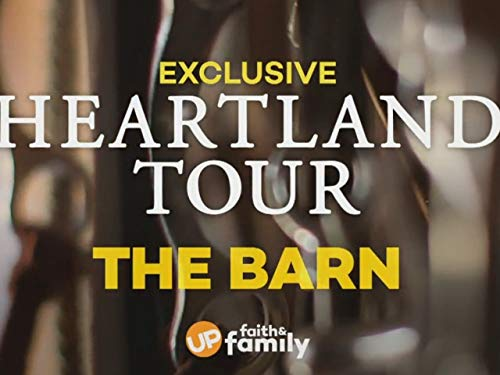 """On the Set"" with Heartland's Amber Marshall: Pt 1 - The Barn"