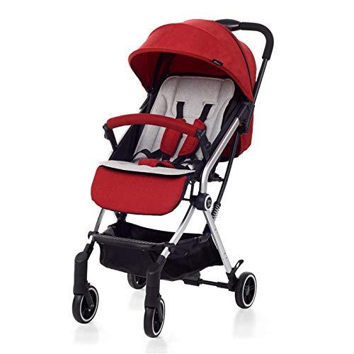 Sale!! JIE KE Baby Stroller Detachable Lightweigh Shock Absorber Baby Can Sit Lying Stroller Folding...