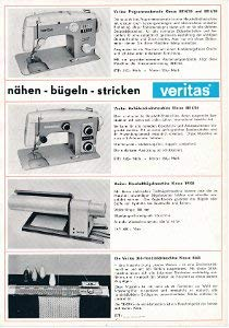 Veritas DDR-Produktblatt