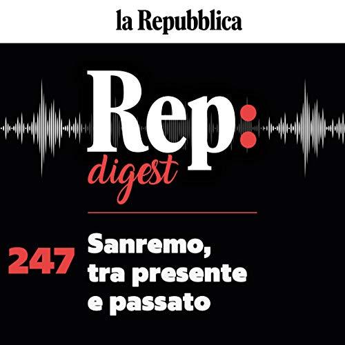Sanremo, tra presente e passato copertina