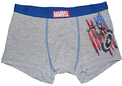 Marvel Avengers AV5333174 Herren Unterwäsche Boxershorts Gr. XXL, grau