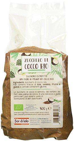 Fior di Loto Zucchero di Cocco - 500 g