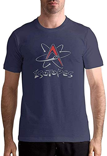 Albuquerque Isotopes Baseball Men's Fashion T Shirt Athletic L Navy,Color1,4X-Large