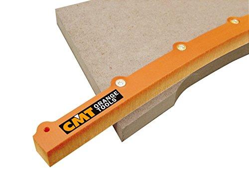 CMT TMP-1000 Gabarit flexible pour routage incurvé et arqué 23/32\