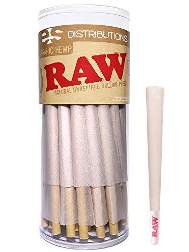 raw cones king size organic - 9