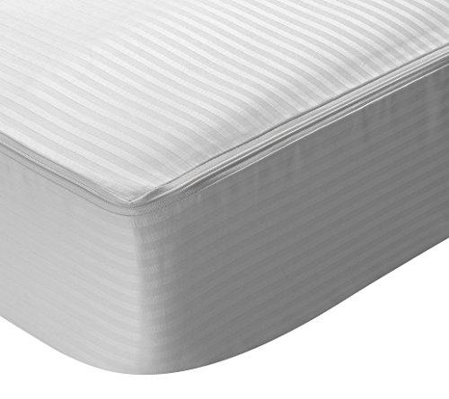 Pikolin Home - Housse de matelas intégrale, 100% coton. 60x120 cm-Berceau